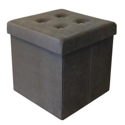 puf-de-terciopelo-plegable-de-algodon-35-x-35-x-35-cm-gris