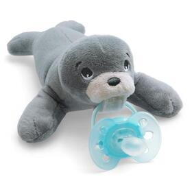 philips-avent-plush-ultra-soft-chupete-0-6-meses-modelo-seal