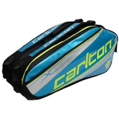 carlton-raqueta-badminton-kinesis-tour-2comp-rkt-bag-blu-slv