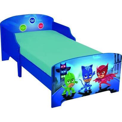 fun-house-pj-mascarillas-cama-140-x-70-cm-con-listones-para-ninos