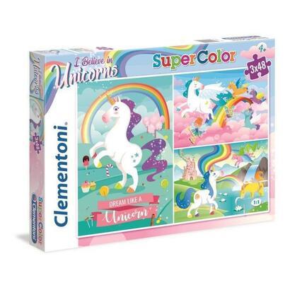 clementoni-unicorn-puzzle-3-x-48-piezas-super-color