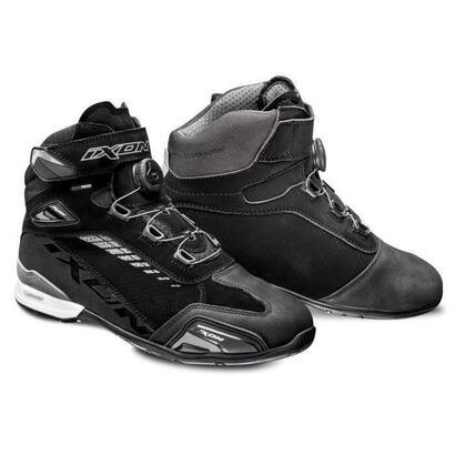zapatillas-de-moto-ixon-bull-con-ventilacion-negro-y-gris-talla-45