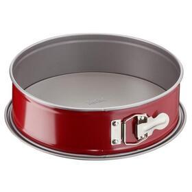 tefal-molde-de-bisagra-de-acero-delibake-o-25-cm-rojo-y-gris