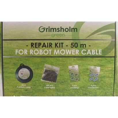 kit-de-reparacion-jardin-pratic-con-cable-de-instalacion-093-mm-x-50m-4-conectores-de-carga-4-conectores-aislados-y-100-clavos