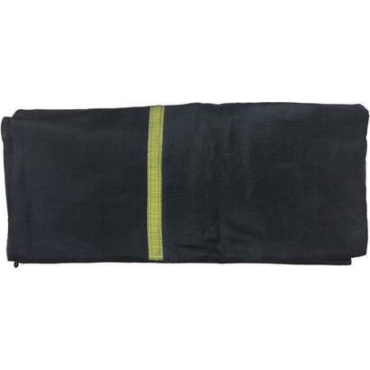 maxi-eco-300-grey-trampoline-net-red-zip-calcetines-de-pvc-gris-claro