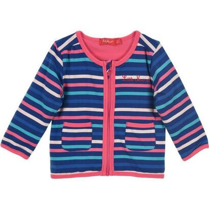 little-marcel-cardigan-con-cremallera-para-nina-95-algodon-5-elastano-azul-marino-talla-6-mois