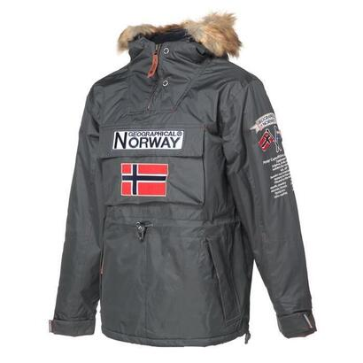 geographical-norway-barman-parka-068-hombre-gris-oscuro-talla-xxl