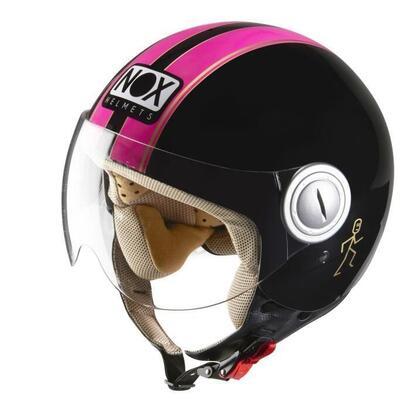 casco-jet-nox-n210-negro-fluo-rosa-talla-m-57-58-cm
