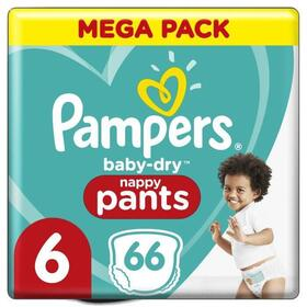 pampers-baby-dry-pants-panales-talla-6-66-bragas