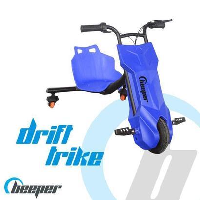 beeper-rdt100-b7-driftrike-electrico-para-ninos-12v-100w-7ah-azul
