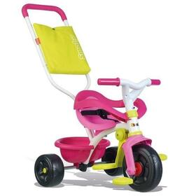 smoby-triciclo-nino-evolutive-be-fun-comfort-rosa