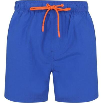 shorts-de-bano-lisos-para-hombre-sea-surf-blue-azul-electrico-talla-l