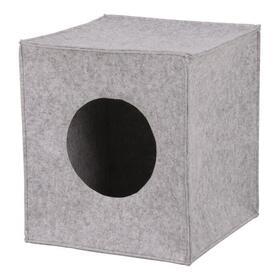 trixie-legowisko-zamkniate-anton-33x33x37-cm-szare