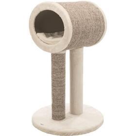trixie-poste-rascador-philine-98-cm-marron-y-crema