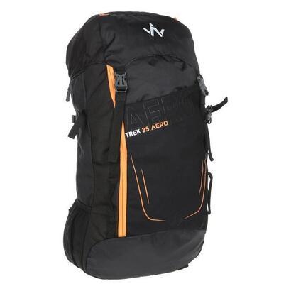 mochila-de-senderismo-wanabee-trek-35-aero-negro
