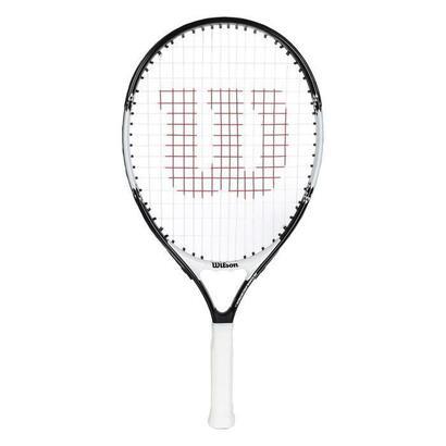 raqueta-de-tenis-wilson-federer-21-juventud-negro