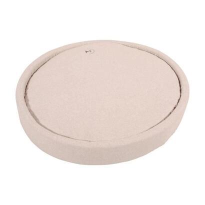 cojin-de-perro-redondo-zolux-milano-l-51-x-p-51-x-h-12-cm-beige