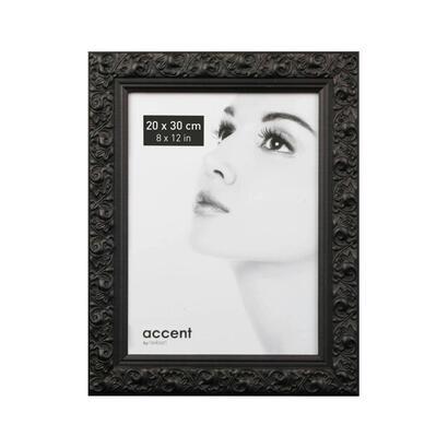 nielsen-arabesque-black-20x30-wooden-portrait-frame-8535002