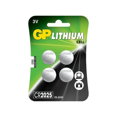 1x4-gp-cr2025-3v-lithium-cell