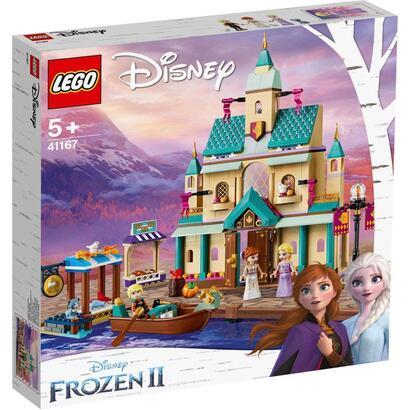 lego-41167-disney-frozen-aldea-del-castillo-de-arendelle-castillo-de-la-princesa-elsa