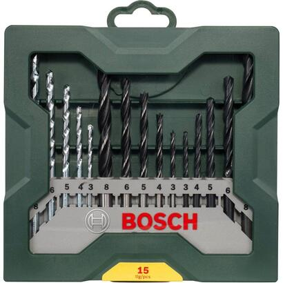bosch-mini-x-line-15-piezas-juego-mixto