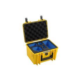 bw-gopro-case-type-2000-y-gelb-mit-gopro-8-inlay