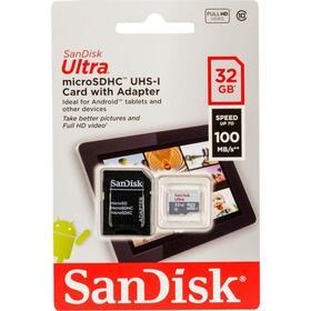 sandisk-ultra-lite-microsdhc-ad-32gb-100mbs-sdsqunr-032g-gn6ta