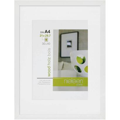 nielsen-apollon-white-30x40-wooden-frame-8988017