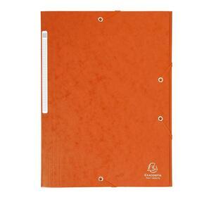 exaclair-carpeta-de-gomas-de-carton-a4-naranja-3-solapas-hasta-150-hojas-de-80-gr-24x32-cm