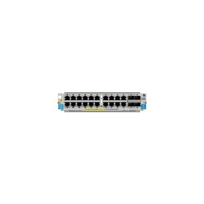 ocasion-hpe-20p-101001000-4p-mini-gbic-module-expansion-module-gigabit-ethernet-x-20-4-x-sfp-for-hp-switch-5406zl-48-switch-5412