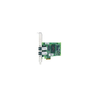 ocasion-hpe-storageworks-fc1242sr-host-bus-adapter-pcie-4gb-fibre-channel-x-2-for-modular-smart-array-p2000-35-in-p2000-g3-proli