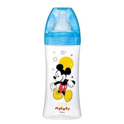 dodie-anticolicos-botella-iniciacion-330ml-mickey-blue-pezon-redondo-3-velocidades-de-flujo-3