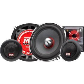 mtx-tx650s-kit-de-altavoces-13cm-2-vias-80w-rms-4o-chasis-de-aluminio-tweeter-de-neodimio-bobina-de-cupula-de-seda-tsv-til