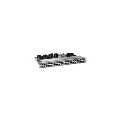 ocasion-cisco-line-card-e-series-premium-switch-48-x-101001000-poe-plug-in-module-poe-for-catalyst-4503-e-4506-e-4507r-e-4510r-e