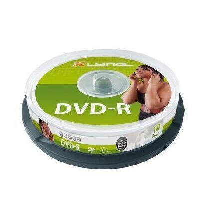xlyne-dvd-r-47gb-10pcs-spindel-16x