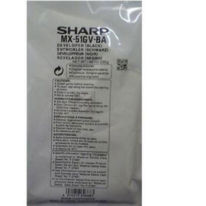revelador-sharp-negro-mx-51gvba-para-mx-4112-mx-5112