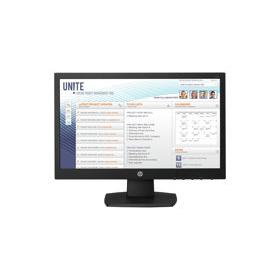 ocasion-hp-v197-led-monitor-with-kvm-switch-185-185-viewable-1366-x-768-tn-200-cdm-6001-5-ms-dvi-d-vga-black