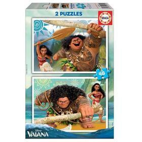 educa-vaiana-puzzle-2x48-piezas