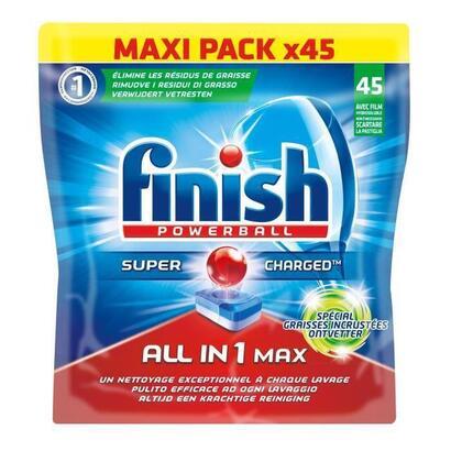 acabado-h2p-paquete-de-45-tabletas-todo-en-1-para-lavavajillas-grasas-especiales-incrustadas-powerball-all-in-one-max