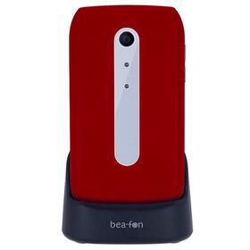 beafon-sl630-silver-line-telefono-plegable-con-teclas-grandes-rojo-plateado