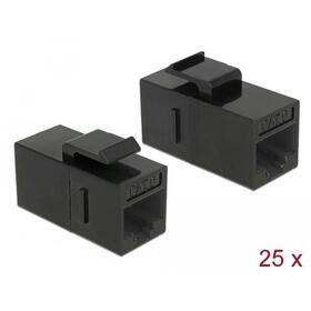 adaptador-delock-keystone-rj45-to-rj45-cat6-utp-25pcs-negro