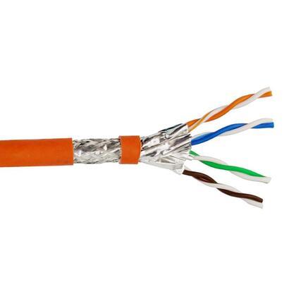 cable-de-red-helos-high-quality-cat-7-s-ftp-pimf-lszh-naranja-100-m
