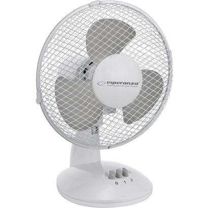 esperanza-ehf004we-ventilador-23cm-blanco-gris