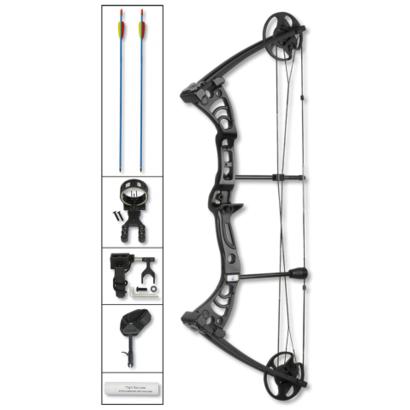 arco-poleas-negro-55-lbs