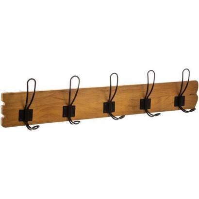 perchero-de-madera-y-metal-con-5-ganchos