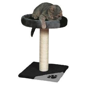 trixie-domek-dla-kota-tarifa-40cm-szaroczarny