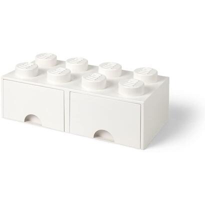 room-copenhagen-40061735-caja-de-almacenaje-apilable-ladrillo-8-pomos-2-cajones-94-l-blanco