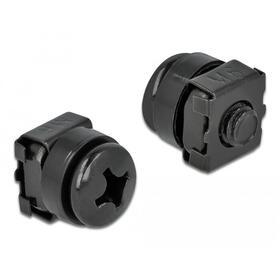 delock-kit-de-montaje-para-rack-20-piezas-negro