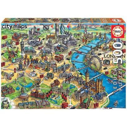educa-puzzle-mapa-500-de-londres