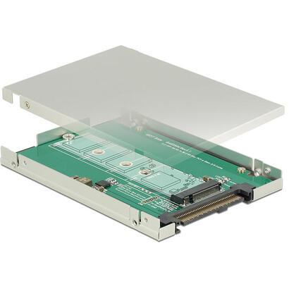 delock-62710-convertidor-25-u2-sff-8639-m2-nvme-key-m